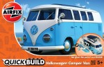 VW-Camper-Van-QUICK-BUILD-Blue-No-glue-or-paint-required