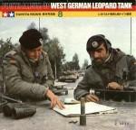 RARE-Photo-Album-of-West-German-Leopard-Tank