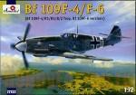 RARE-1-72-Messerschmitt-Bf-109F4-F6
