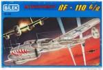 RARE-1-72-MESSERSCHMITT-BF-110-G-R-+-PHOTOLEPT