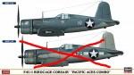 RARE-1-72-F4U-1-Birdcage-Corsair-Pacific-Aces-1-model