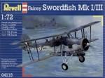 RARE-1-72-Fairey-Swordfish-Mk-I-III