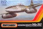 RARE-1-72-Messerschmitt-Me-262-Matchbox-ORIGINAL-ZABALENO