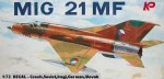 1-72-Mig-21MF-DECAL-CzechSovietIragiGermanSlovak