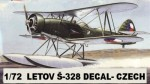 1-72-Letov-S-328-DECAL-Czech-and-Slovak-A-F-