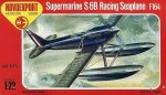 RARE-1-72-Supermarine-S-6B-Racing-Seaplane