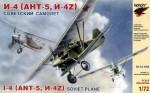 RARE-1-72-upolev-I-4-Soviet-pre-WW2