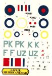 RARE-1-72-HAWKER-HURRICANE-MkII-DECAL