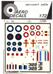 RARE-1-72-LYSANDER-DECAL