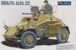 RARE-1-72-German-Light-Armoured-Car-Sd-Kfz-222