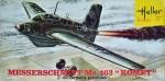 RARE-1-72-Messerschmitt-Me-163