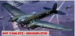 RARE-1-72-Heinkel-He-111-H-8-NEOBSAHUJE-DIL-MA-NOT-PART-MA