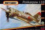 RARE-1-72-Polikarpov-I-16