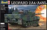RARE-1-35-Leopard-2A4-A4NL-CASTECNE-SESTAVEN