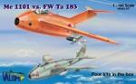 1-144-Me-1101-vs-FW-Ta-183-4-kits-inside