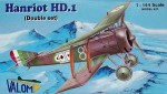 1-144-Hanriot-HD-1-Double-set