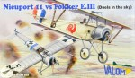1-144-Duels-in-the-sky-Nieuport-11-vs-Fokker-E-III