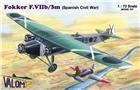 1-72-Fokker-F-VIIb-3m-Spanish-Civil-war