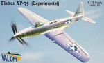 1-72-Fisher-XP-75-Experimental