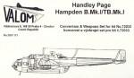 1-72-Conversion-Set-for-Hampden-B-Mk-I-TB-Mk-I