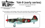 1-72-Yak-9-early-conversion-set-for-Yak-7