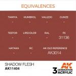 Shadow-Flesh