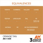Orange-Tan