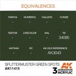Splittermuster-Green-Spots