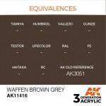 Waffen-Brown-Grey