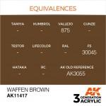 Waffen-Brown