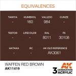 Waffen-Red-Brown