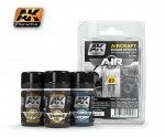 Aircraft-Engine-Effects-Weathering-Set-3x-35ml-patinovaci-set-efekt-opotrebovany-motor-letadla