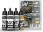 LUFTWAFFE-FIGHTER-COLOURS-1941-44-acrylic-4x17ml
