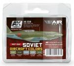 1937-1941-SOVIET-AIRCRAFT-COLORS-5x17ml-akryl