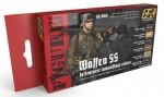WAFFEN-SS-FALL-WINTER-CAMOUFLAGE-COLOURS-akrylove-barvy-6x17ml-pro-nemecke-uniformy-Waffen-SS