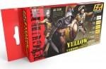 Yellow-Uniform-Colors-Set-6x17ml-akrylove-barvy