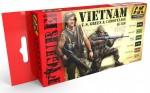 Vietnam-U-S-Green-Camouflage-Set-6x17ml-akrylove-barvy