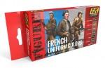 FRENCH-UNIFORM-COLORS-FIGURE-SERIES-SET-akryl-6x17ml