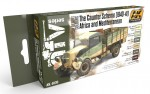 THE-CAUNTER-SCHEME-1940-41-AFRICA-AND-MEDITERRANEAN-6x17ml-sada-akrylovych-barev-pro-britska-vozidla-v-Africe-a-stredomori