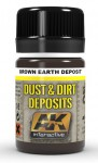 BROWN-EARTH-DEPOSIT-35ml-pro-tvorbu-nahromadeneho-prachu-a-spiny-pro-vozidla-poustni-a-ve-svetlem-prostredi