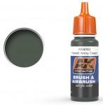 French-Army-Green-Vert-Kaki-17ml-akryl