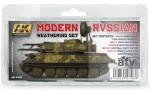 Modern-russian-weathering-set-5x35ml-patinovaci-sada-pro