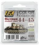 GERMAN-STANDARD-44-45-COLOR-COMBO-acrylic-3x17ml