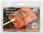 UNFINISHED-GERMAN-VEHICLES-WEATHERING-SET-REZ