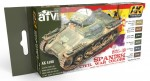 Spanish-civil-war-colors-1936-39-acrylic-6x17ml