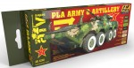 PLA-Army-and-Artillery-akryl-colors-set-8X17ml