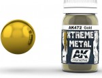 XTREME-METAL-GOLD-30ml-kovova-metalova-zlata-ENAMEL