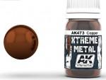 XTREME-METAL-COPPER-30ml-metalova-kovova-medena-barva-ENAMEL