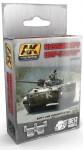 RUSSIAN-AFV-BMP-3-WHITE-METAL-TRACKS