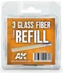 3-glass-fiber-refill-sklenena-vlakna-pro-brusnou-tuzku-AKY8058